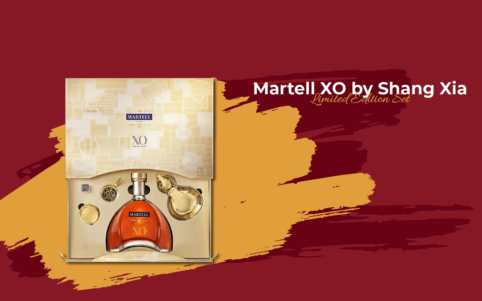 Audacious spirit of Maison Martell