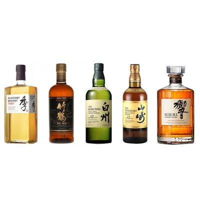 Whisky - Japanese